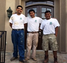 Earthly Matters Exterior Painting