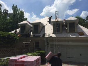 Best time of year to replace your roof in Cumming, Alpharetta and Atlanta.
