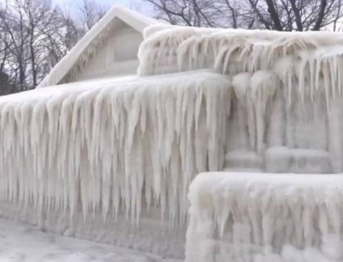 How Cold Is Too Cold To Paint Your Home's Exterior?