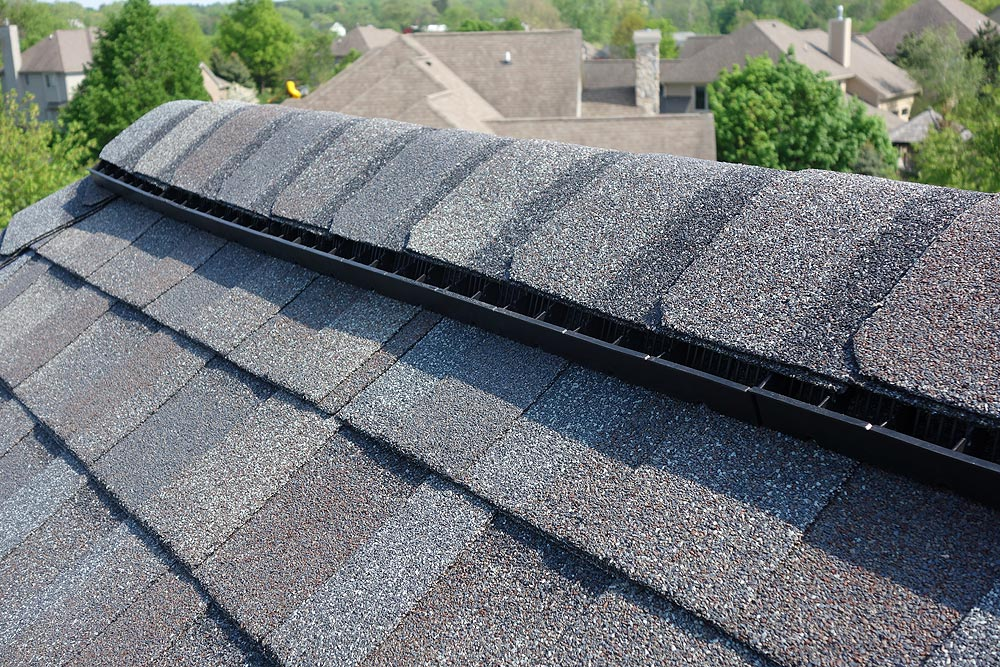 Roof Ridge Vents When Replacing Your Roof