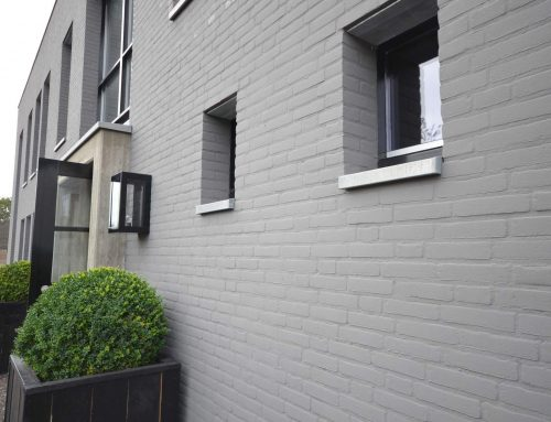 Painted Brick Is In!  Know The Pros And Cons Before You Decide.