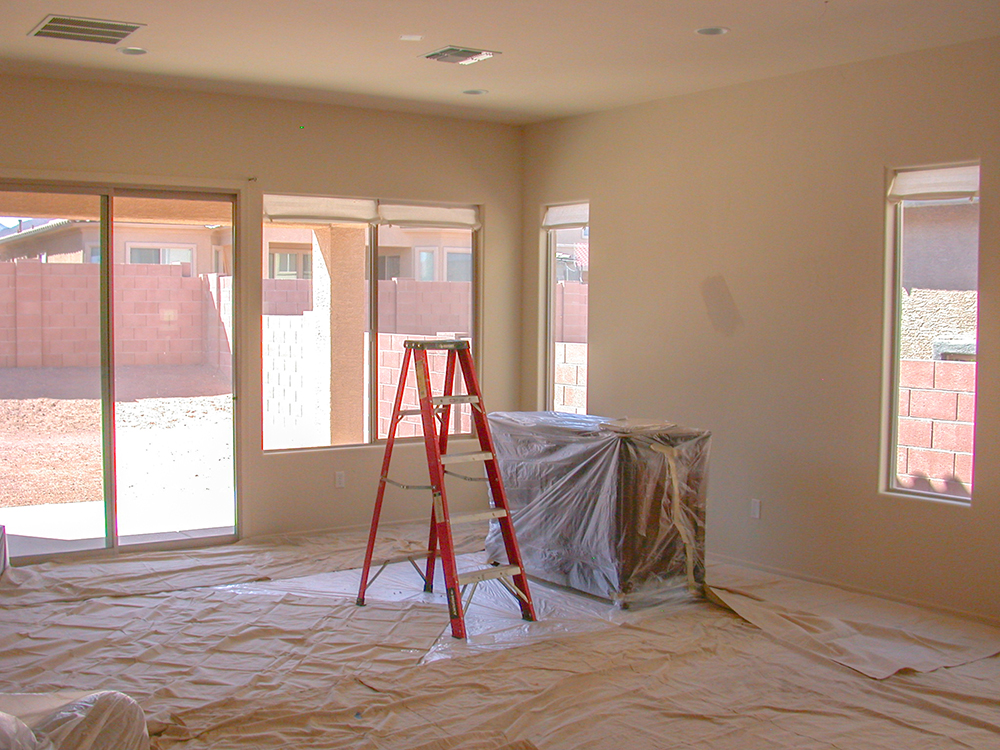 Professional Painter tips on How to paint a room